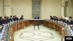 بشارالاسد، رئیس جمهور سوریه بعد از شش سال نبرد داخلی هنوز به حاکمیتش دوام میدهد