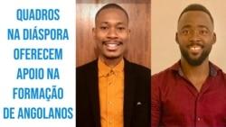 Profissionais formados no exterior unem-se para ajudar jovens angolanos com estudos