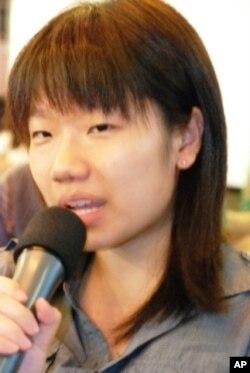 在香港大學攻讀經濟、金融的大陸學生洪天都