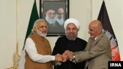 موافقتنامۀ سه جانبۀ گسترش بندر چابهار سال گذشته میان سران دولتهای افغانستان، ایران و هند امضا شد