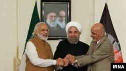 هند، ایران او افغانستان تېرکال د دغه بندر د پراخولو سند لاسلیک کړ