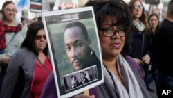 Martin Luther King ေအာက္ေမ့ဘြယ္ေန႔ အေမရိကန္မွာ က်င္းပ