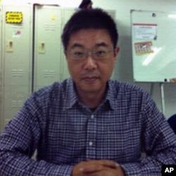 师范大学传播学员教授胡幼伟