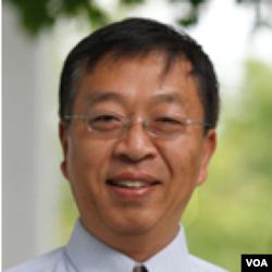 哈德逊研究所高级研究员余茂春(Miles Yu)(照片提供:余茂春)