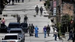 Honduras: Autoridades hondureñas COVID-19