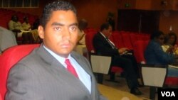 Angola Fala Só, Paulo Quaresma - representante JMPLA