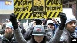 Phong trào Chiếm đóng Phố Wall đã khơi dậy các cuộc biểu tình tương tự trên khắp Hoa Kỳ và thế giới.