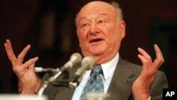 Exalcalde de Nueva York, Ed Koch, murió este viernes a la edad de 88 años.