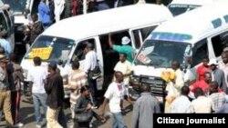 Zimbabwe Commuter Buses
