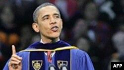 Обама призывает к диалогу об абортах