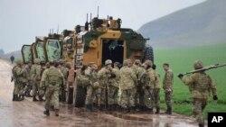 Turkiya armiyasi