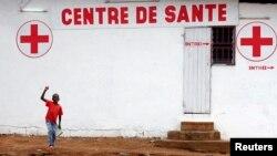 Un centre de santé de la Croix-rouge à Yaoundé. (File)