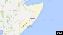 Galgudud region, Somalia