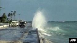 Rritja e nivelit të detit kërcënon shtetet ishuj