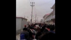 Tsang Monastery Sogtsong Protest