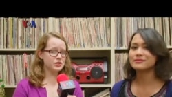 Radio Kampus Universitas Georgetown di AS - VOA untuk Friends