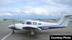 Pesawat terbang jenis Piper