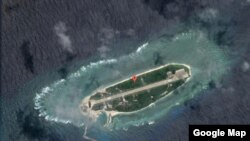 Itu Aba, Taipei's sole holding in the disputed South China Sea