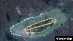 Itu Aba, Taipei's sole holding in the disputed South China Sea