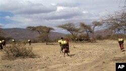 Sawirro: Abaaraha ka jira Geeska Africa