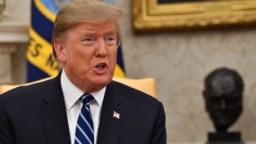 Tổng thống Trump tại Nhà Trắng hôm 20/2.