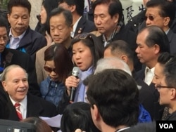 美國華裔國會眾議員孟昭文(資料照片)