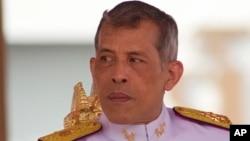 آرشیو - «ماها واجیرالُنگکُورن»، پادشاه تایلند