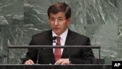 Ahmet Dovuto'g'li, Turkiya Tashqi ishlar vaziri