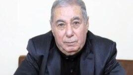 Ադրբեջանցի գրող Աքրամ Այլիսլի