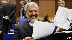 جلسۀ هیأت رهبری ادارۀ انرژی ذروی ملل متحد راجع به ایران