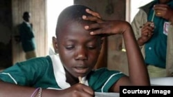 Some pupils were sent home today for not paying school fees as schools opened for the third term