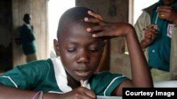 Some pupils became sick after taking the medication (File Photo)
