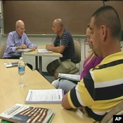 移民在学习英语发音
