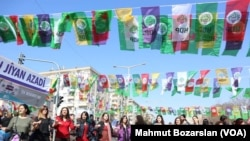 INTERNATIONAL WOMEN DAY IN DIYARBAKIR