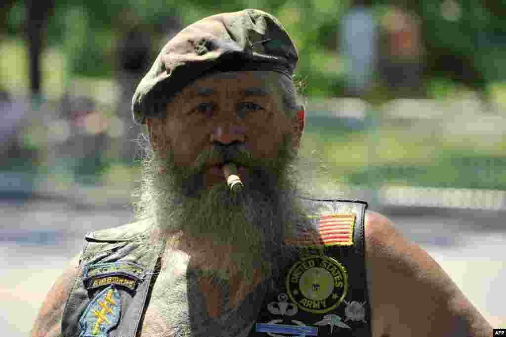 Ветеран вьетнамской войны