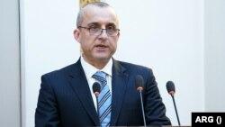 د جمهوري ریاست لومړی مرستیال امرالله صالح