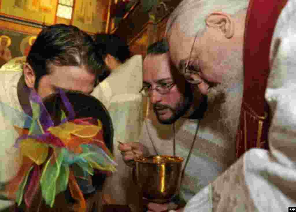 Как встретили Православное Рождество в Вашингтоне