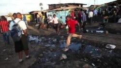 VIDEO: Some Kenyans Take Flight from Kibera