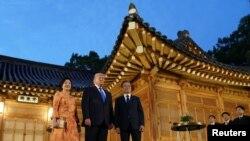 """Funcionarios de Corea del Norte respondieron alofrecimiento de Trump de un encuentro en la frontera asegurando quesería """"significativo"""" para avanzar en las relaciones."""