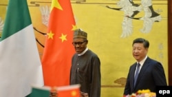 CHINA NIGERIA DIPLOMACY