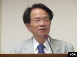 台湾中央研究院近代史研究所副研究员陈仪深