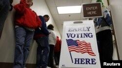 Milhões de eleitores americanos participaram na votação antecipada. O processo que dura várias semanas, é umas particularidades das eleições americanas que se realizam num dia útil da semana e sem observação de feriado ou de tolerância de ponto