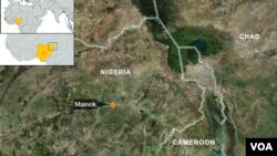 Mainok, Nigeria