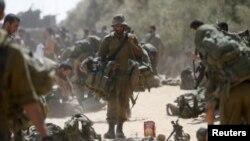 د غزې وروستی حال ، د اسراییلي سرتیرو د ایستلو پریکړه او د اوربند د دوام هیلې