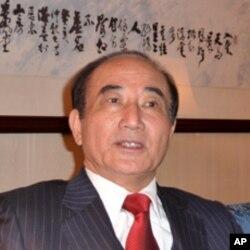 台湾立法院长王金平