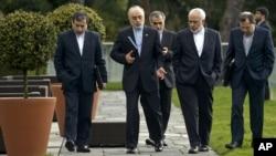 Iranska delegacija u Lozani