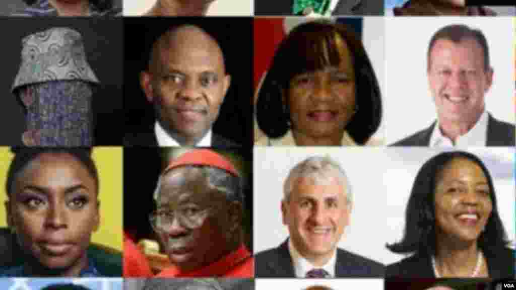 Wani sashen hotunan 'yan Afrika da suka yi fice a 2018
