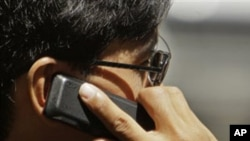 手机可能致癌