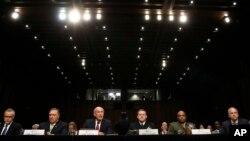 Руководители разведывательных ведомств США