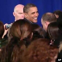 Barack Obama, Virginia, education, March 2011